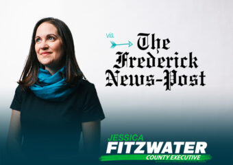 After two council terms, Fitzwater running for county executive
